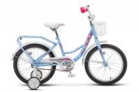 "Велосипед Stels 16"" Flyte Lady (11 голубой)"