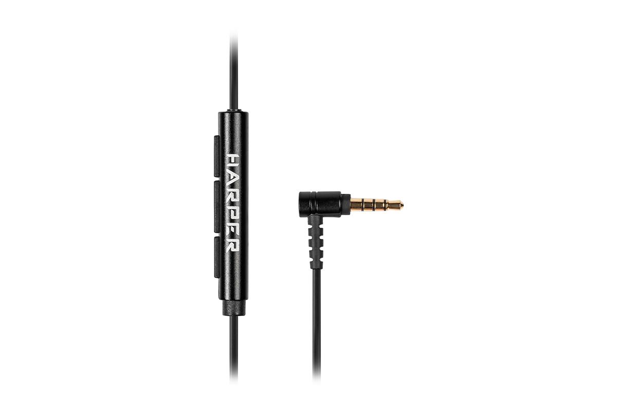 Наушники Harper HV-802 Black