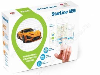 Автосигнализация Starline M96 - XL