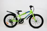 Велосипед Torrent Totem Матовый зеленый