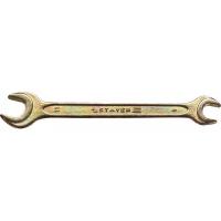 """Ключ Stayer """"MASTER"""", 9 x 11 мм, 27038-09-11"""