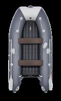 "Лодка ПВХ ""Таймень"" LX 3200 НДНД графит/светло-серый Л-522"