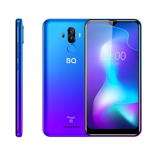 Смартфон BQ 6042L Magic E Ultra Violet
