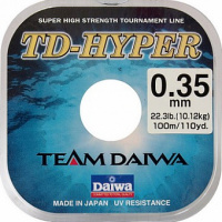 Леска Daiwa TD Hyper Tournament 0,12мм 100м (10шт.)