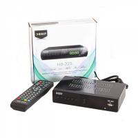 Ресивер цифровой Эфир DVB-T2 HD HD-225