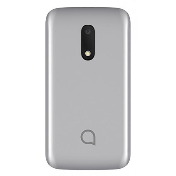Сотовый телефон Alcatel OT 3025X Metal Silver