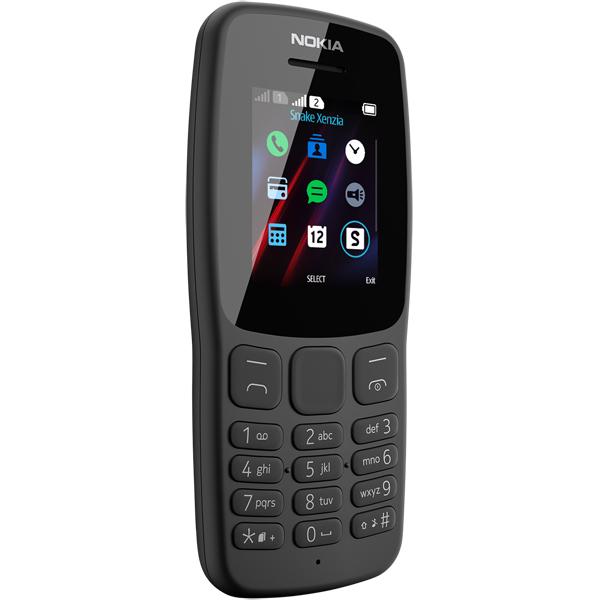Сотовый телефон Nokia 106 DS TA-1114 Grey