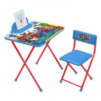 Комплект детской мебели Ника Д2М2