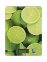 Кухонные весы Willmark WKS-511D Лайм