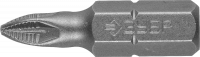 "Биты Зубр ""МАСТЕР"" кованые, PZ1, 25 мм, 2 шт, 26003-1-25-2"