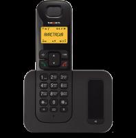 Бесшнуровой телефонный аппарат teXet TX-D6605А черный