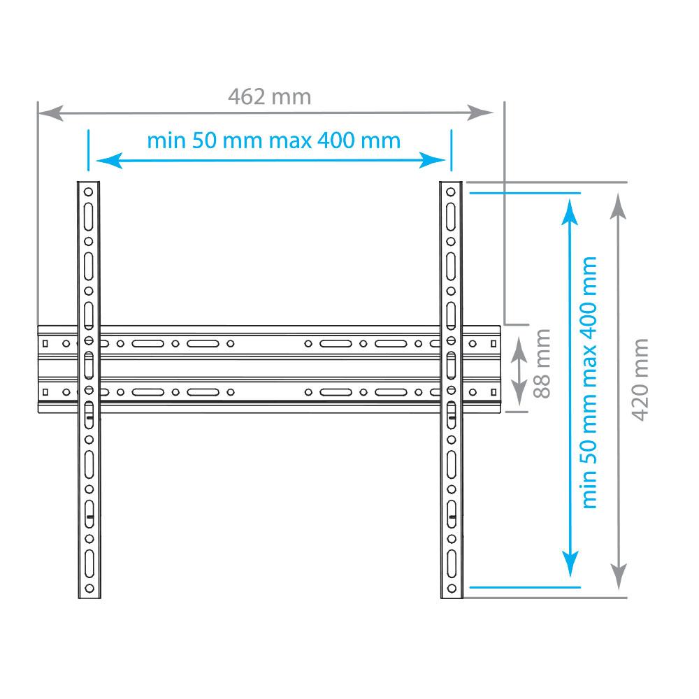 Кронштейн для LED/LCD Arm Media PLASMA-3 black