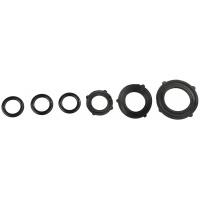 """Набор резиновых прокладок Grinda, 3 шт, 3 шт (1/2"""", 3/4"""", 1""""), 8-426387_z01"""