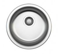 Кухонная мойка Zigmund & Shtain Kreis 435.6 polished сифон