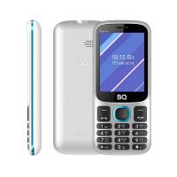 Сотовый телефон BQ 2820 Step XL+, White+blue