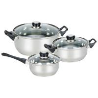 Набор посуды Mallony BAKS-SET-6, 6 предметов
