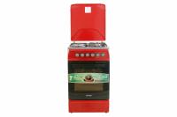 Плита комбинированная Optima CS-5631 Красный