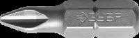 """Биты Зубр """"МАСТЕР"""" кованые, PH2, 25 мм, 2 шт, 26001-2-25-2"""