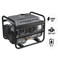 Генератор бензиновый Carver PPG-1200А