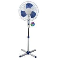 Вентилятор Polaris PSF 0940 напольный белый/синий