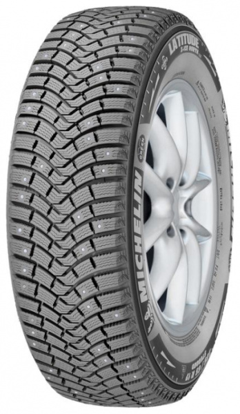 Шина Michelin Latitude X-Ice North2 265/45R21 104T TL 498969 шип