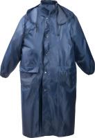 Плащ-дождевик Stayer 11612-52, нейлоновый на молнии, синий цвет, размер 52-54 11612-52