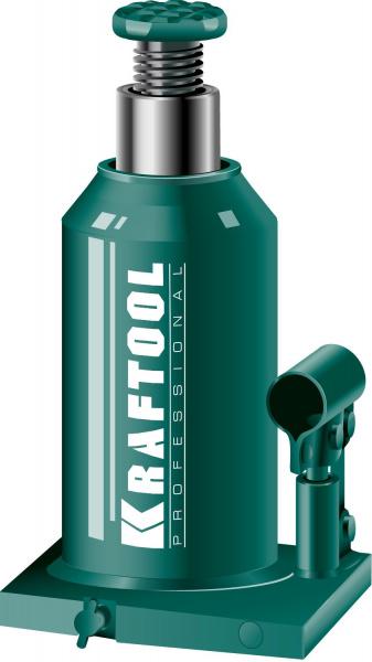 """Домкрат гидравлический бутылочный Kraftool 43462-20_z01 """"Kraft-Lift"""""""