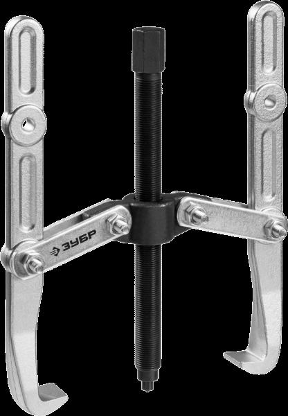Съемник шарнирный 2-захватный Зубр Профессионал, 240 мм, 43316-240