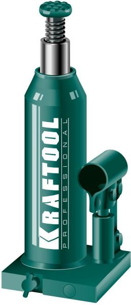 """Домкрат гидравлический бутылочный Kraftool 43462-8_z01 """"Kraft-Lift"""""""