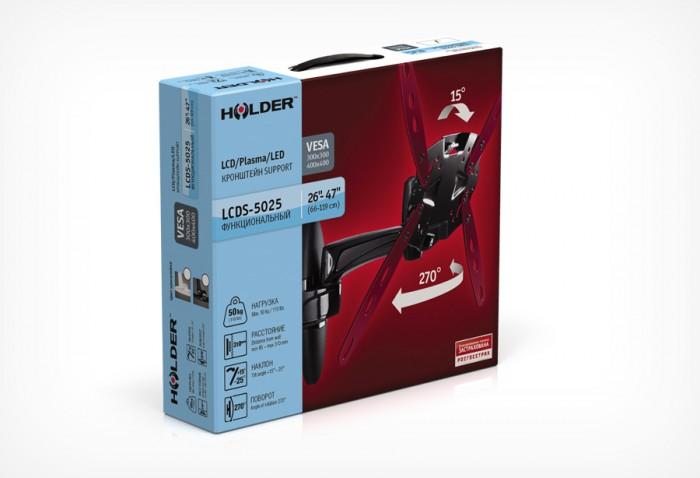 Кронштейн Holder LCDS-5025 белый