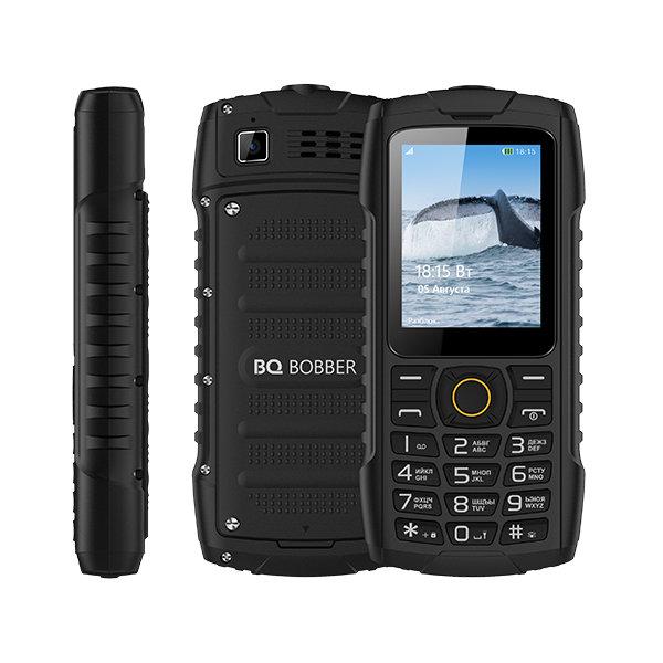 Сотовый телефон BQ 2439 Bobber Черный