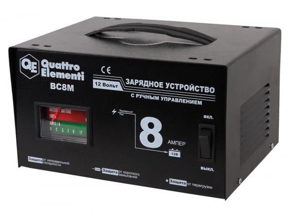 Устройство зарядное Quattro Elementi BC 8M