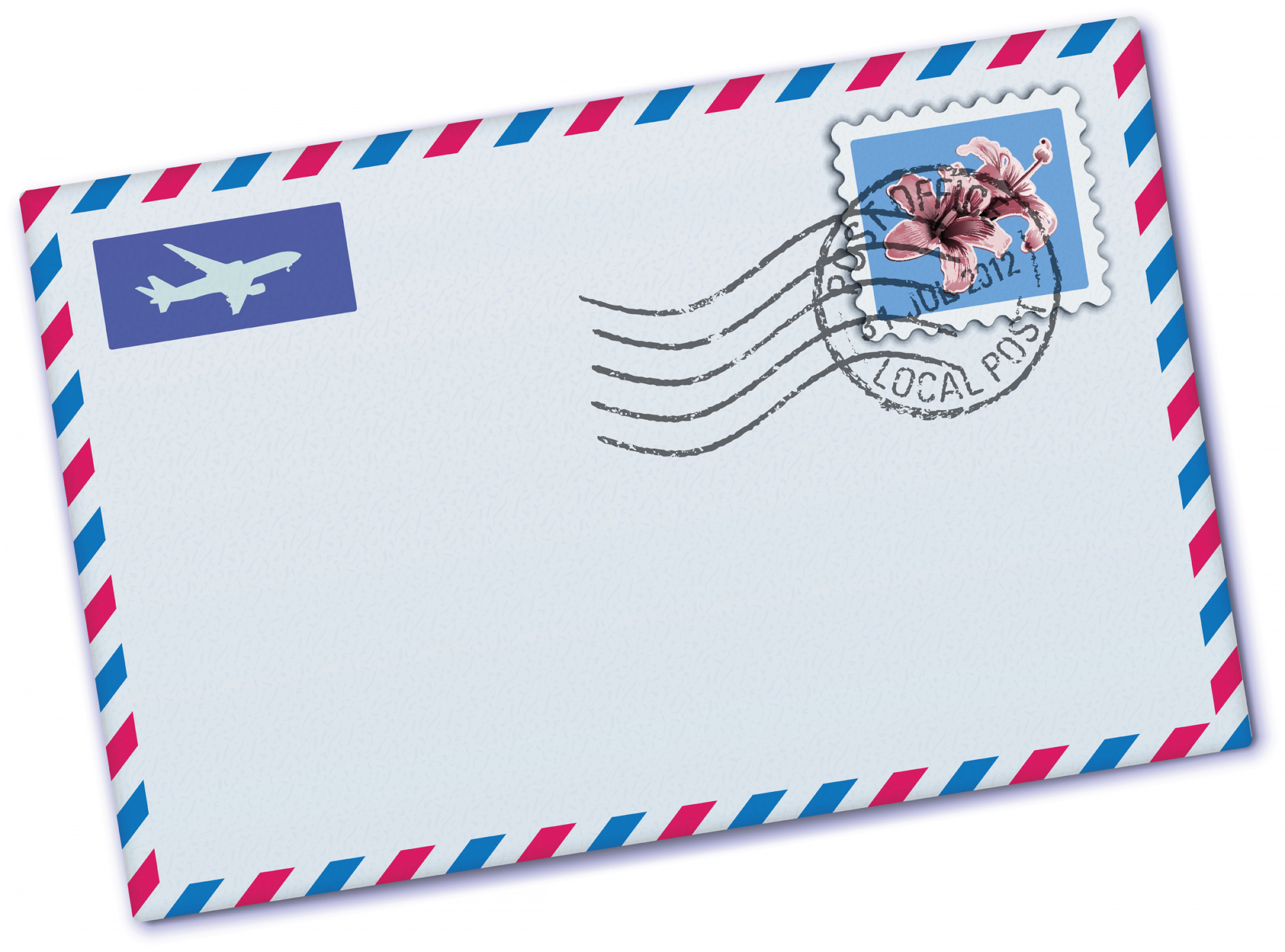 подражателей картинка почтового конверта того также