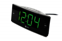 Радиобудильник Harper HCLK-2044 green led