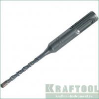"""Бур Kraftool """"EXPERT"""" 29320-210-16 по бетону, SDS-Plus, с центрирующим остриём, 16х210мм"""