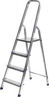 Лестница-стремянка Сибин алюминиевая 38801-4