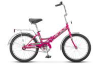 """Велосипед Stels 20"""" Pilot-310 (13"""" малиновый)"""