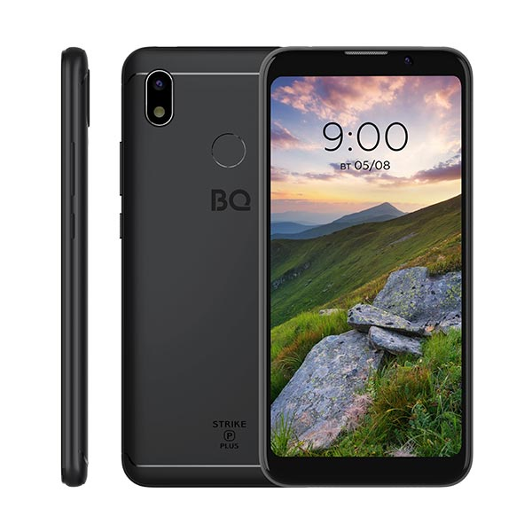 Смартфон BQ 5535L Strike Power Plus Black