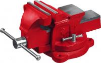 Слесарные тиски Mirax 32471-10 100 мм,