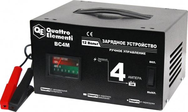 Устройство зарядное Quattro Elementi BC 4M