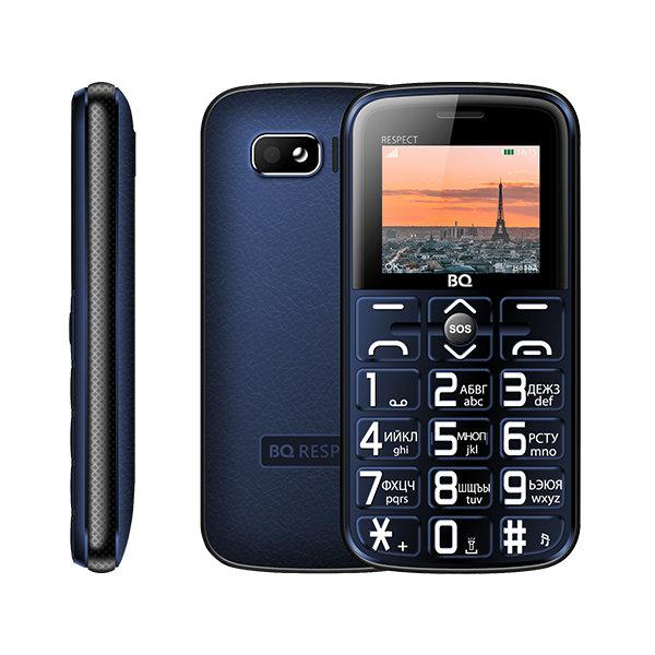 Сотовый телефон BQ 1851 Respect Blue