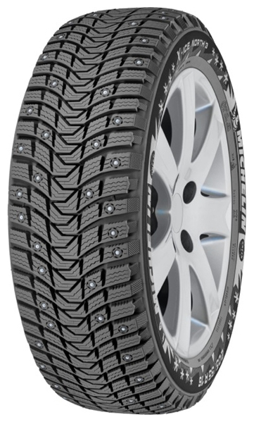 Шина Michelin X-Ice North 3 225/60R16 102T XL 739069 шип