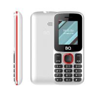 Сотовый телефон BQ 1848 Step+ White+Red