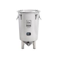 Конический стальной ферментер Brewmaster Bucket (26 л)