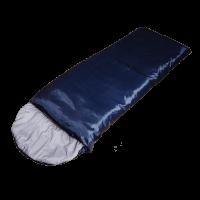 Спальный мешок BTrace Summer Plus (одеяло), 220*75, (до -4) Синий 4-26107