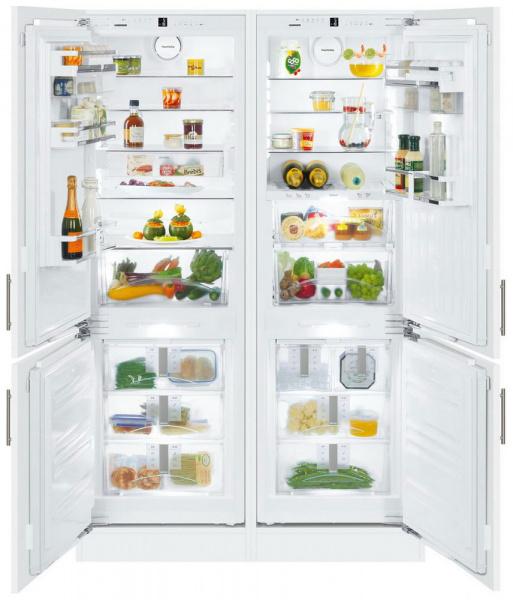 Холодильник встраиваемый Liebherr SBS 66I3-24