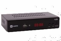 Цифровой DVB-T2 приемник Harper HDT2-5010