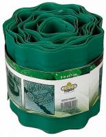 Лента бордюрная Raco, цвет зеленый, 10см х 9 м 42359-53681C