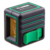 Нивелир лазерный Ada Cube Mini Green Basic Edition