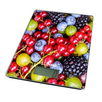 Кухонные весы Lumme LU-1340 ягодный микс